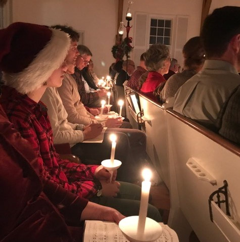 Christmas Eve Services.Christmas Eve Services South Freeport Congregational Church